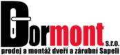 Dormont s.r.o. – Prodej amontáž dveří azárubní Sapeli Logo